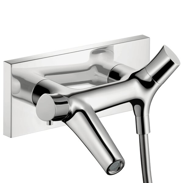 Axor Starck Organinc Two Handle Wall Mounted Tub Only Faucet by Axor