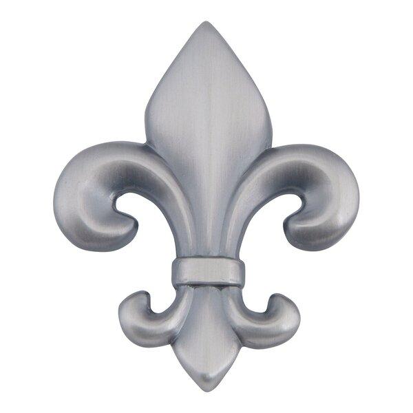 Fleur D'Lis Novelty Knob by Atlas Homewares