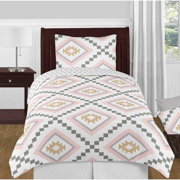 Aztec Twin Reversible Comforter Set by Sweet Jojo Designs