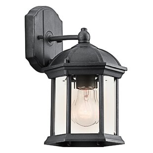 Compare Kyla 1-Light Outdoor Wall Lantern By Winston Porter