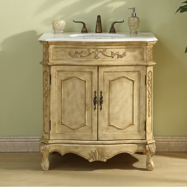 Meriden 32 Single Bathroom Vanity Set by Astoria Grand