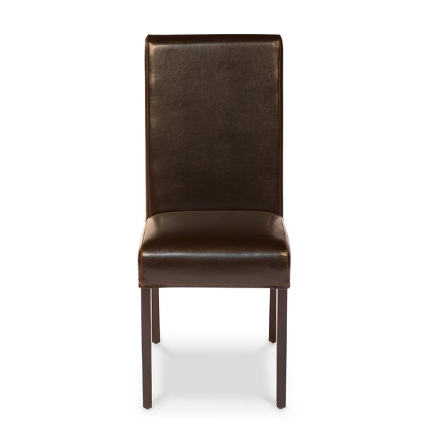 Milano Upholstered Dining Chair (Set of 2) by Sarreid Ltd