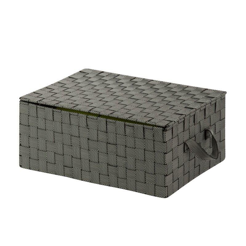 wildon home aufbewahrungsbox aus stoff bewertungen. Black Bedroom Furniture Sets. Home Design Ideas