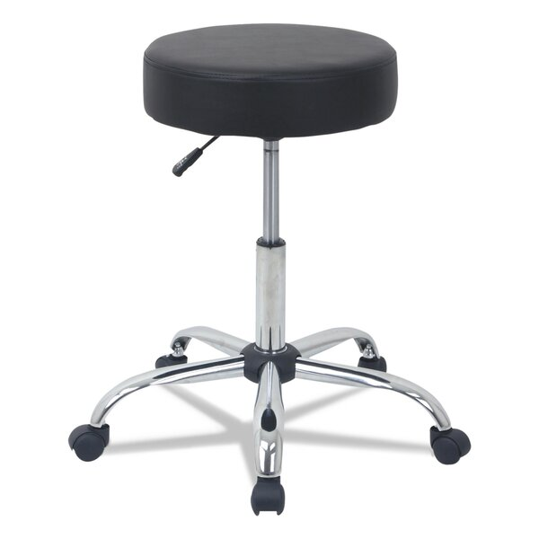 Yokota Height Adjustable Lab Stool by Symple Stuff
