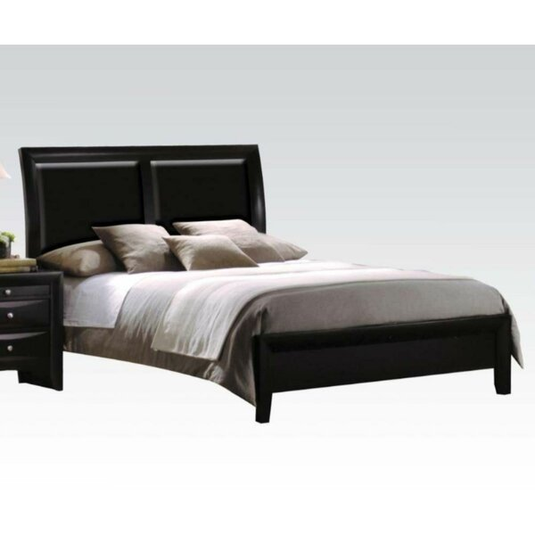 Reposa Upholstered Sleigh Bed by Red Barrel Studio