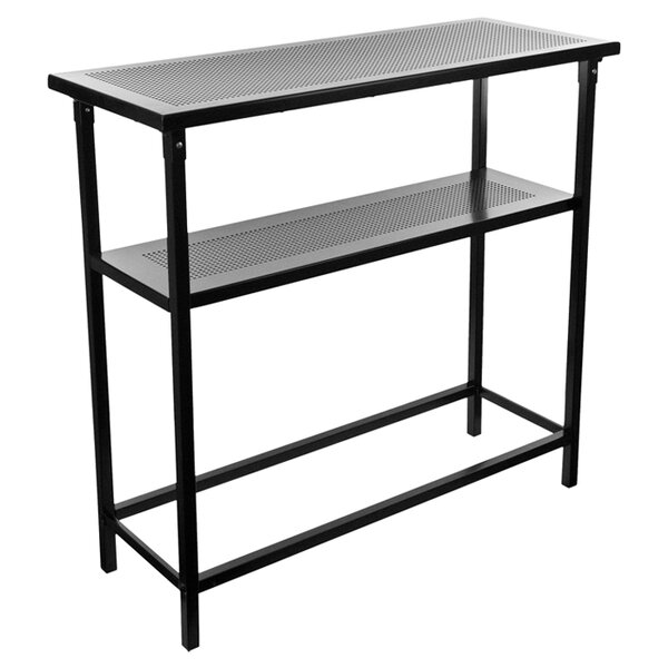 Deluxe Portable Console Table By Trademark Home Collection