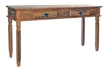 Goias Console Table by Alexandra Sophia Reclaimed