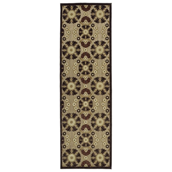 Mumtaz Machine Woven Indoor/Outdoor Area Rug by World Menagerie