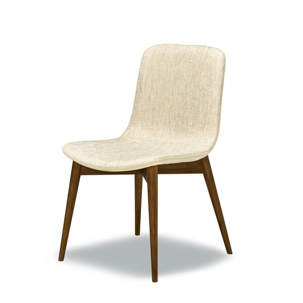 Nita Upholstered Dining Chair (Set of 2) by Wrought Studio Wrought Studio