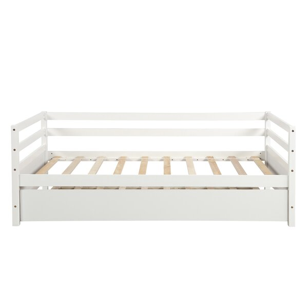 Tallis Twin Daybed with Trundle by Latitude Run