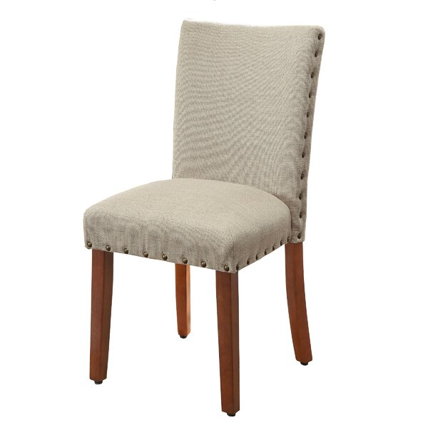 Lincolnshire Upholstered Dining Chair (Set of 2) by Laurel Foundry Modern Farmhouse