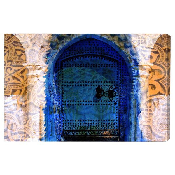 Porte du Morocco on Canvas by Oliver Gal