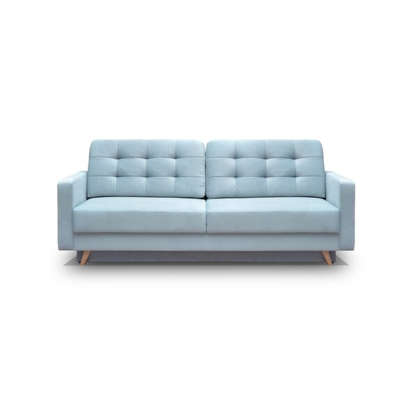 #2 Cassella Vegas Reversible Sleeper Sofa By George Oliver Herry Up