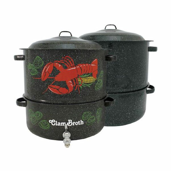 19-qt. Multi-Pot with Faucet by Granite Ware