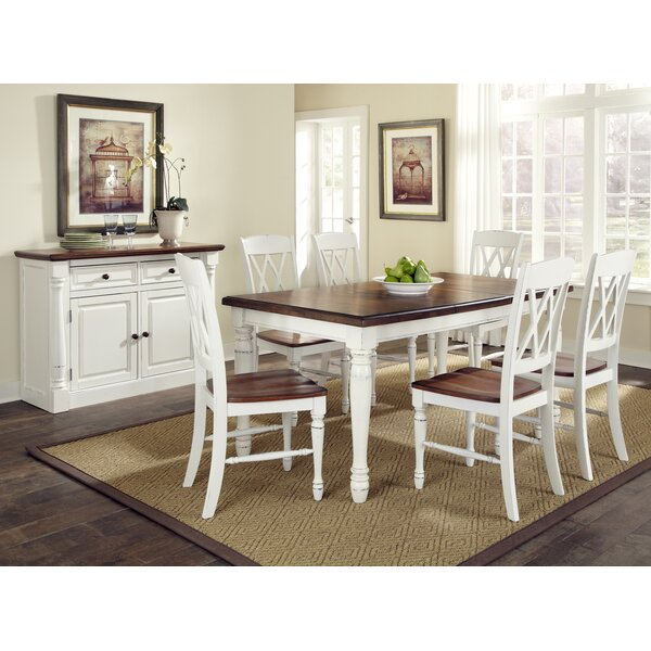 Giulia 7 Piece Dining Set by Laurel Foundry Modern Farmhouse