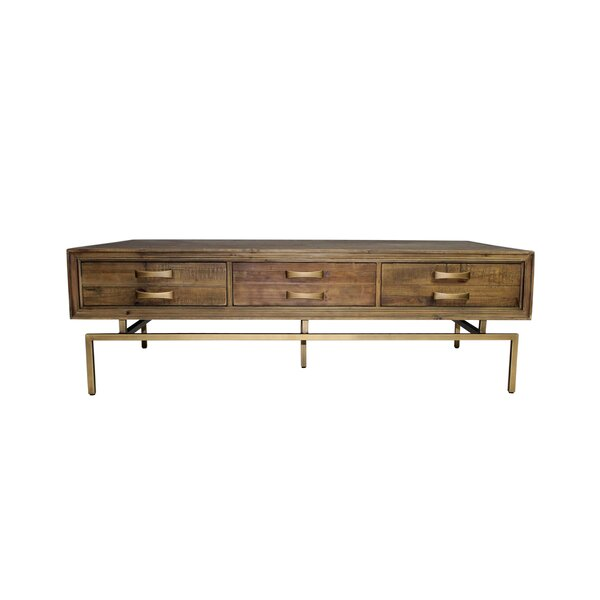Jamie Coffee Table By Foundry Select