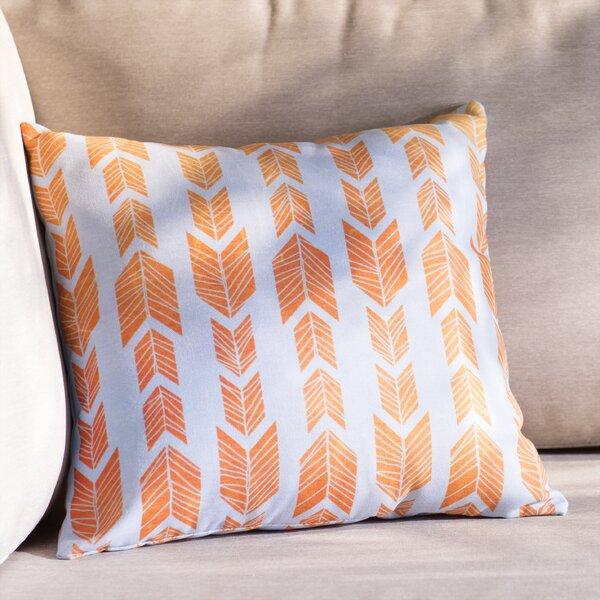 Lucina Indoor/Outdoor Throw Pillow by Mistana
