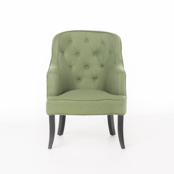 Brinkley Wingback Chair by Alcott Hill