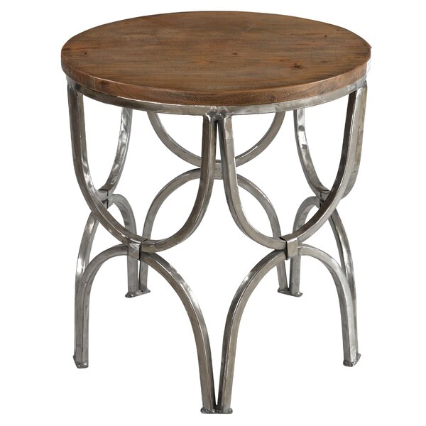 Victoire End Table by Ivy Bronx