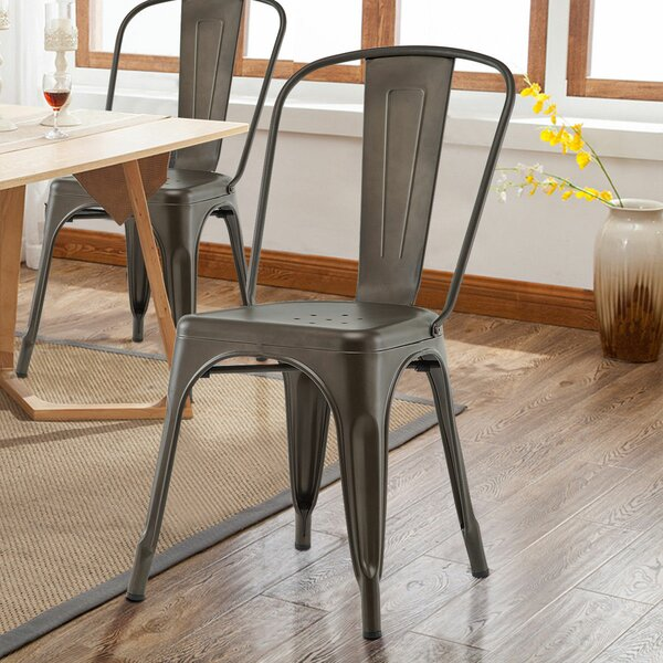 Nakamura Dining Chair (Set of 4) by Williston Forge