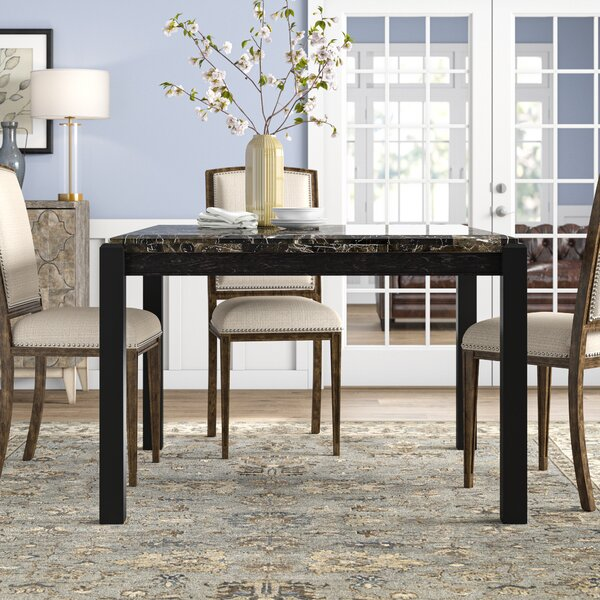 Swann Dining Table by Latitude Run Latitude Run