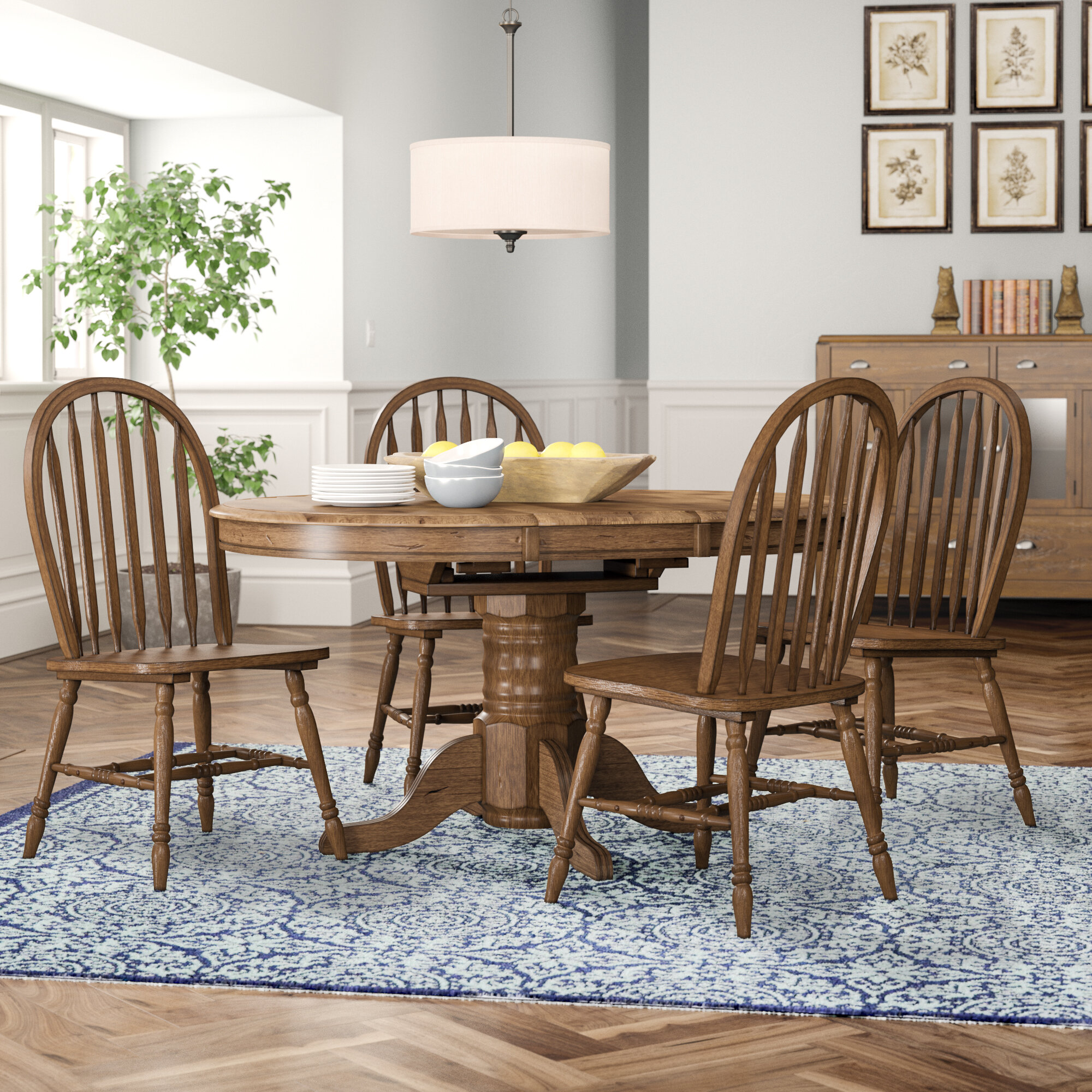 Pleasing Ross 5 Piece Dining Set Gmtry Best Dining Table And Chair Ideas Images Gmtryco