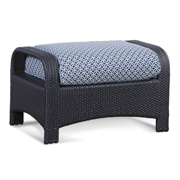 Brighton Pointe Ottoman with Cushion by Braxton Culler