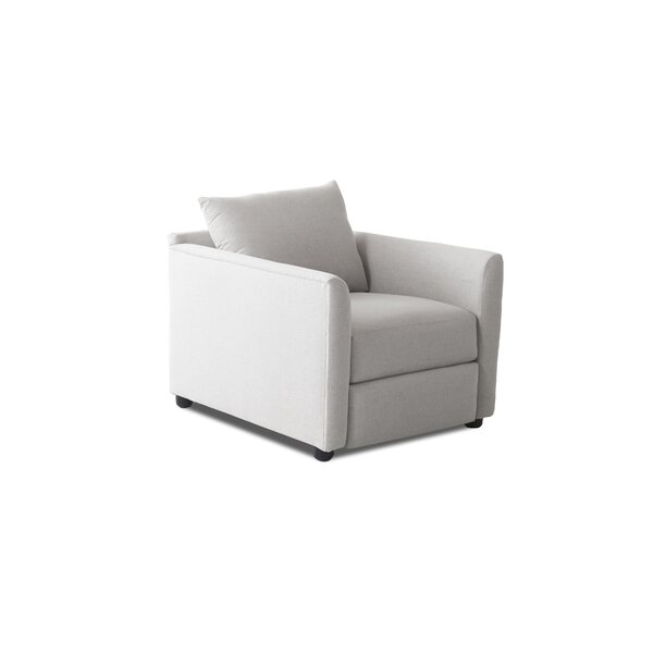 Georgia Power Hybrid Recliner by Wayfair Custom Upholstery™