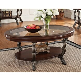Reviews Sherilyn Lavish Coffee Table with Storage ByAstoria Grand