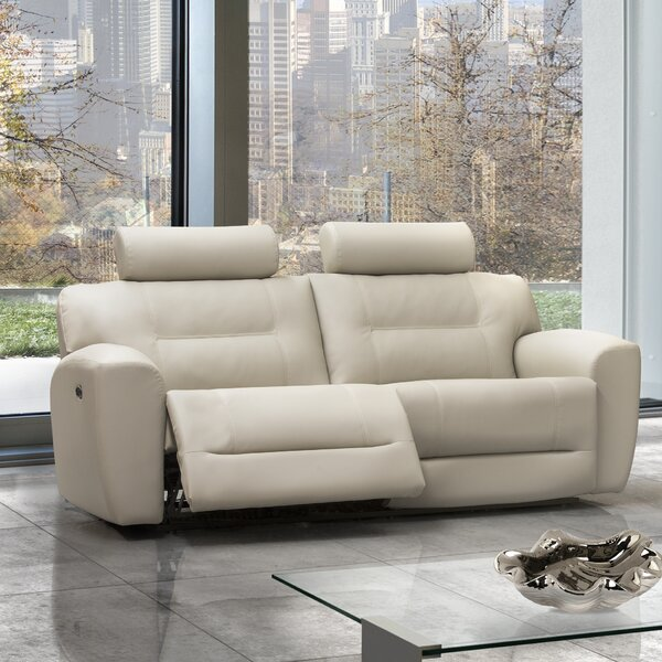 Devin Reclining Sofa by Relaxon