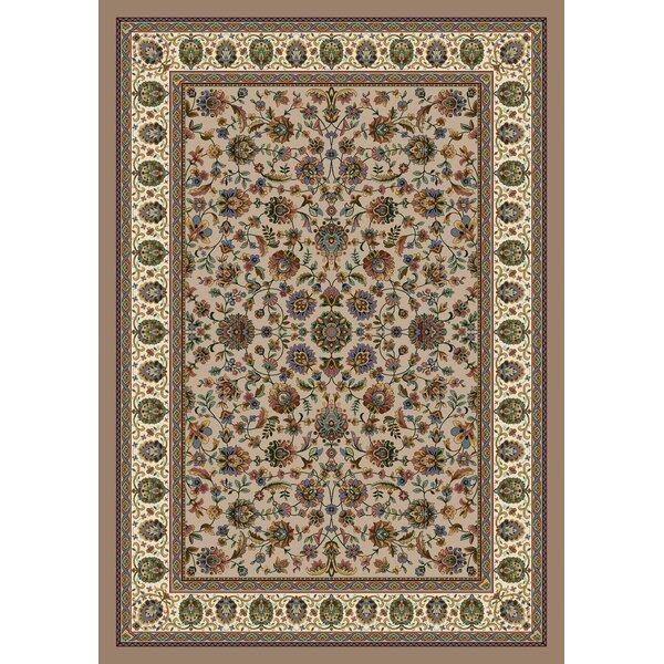 Signature Persian Palace Sandstone Area Rug by Milliken