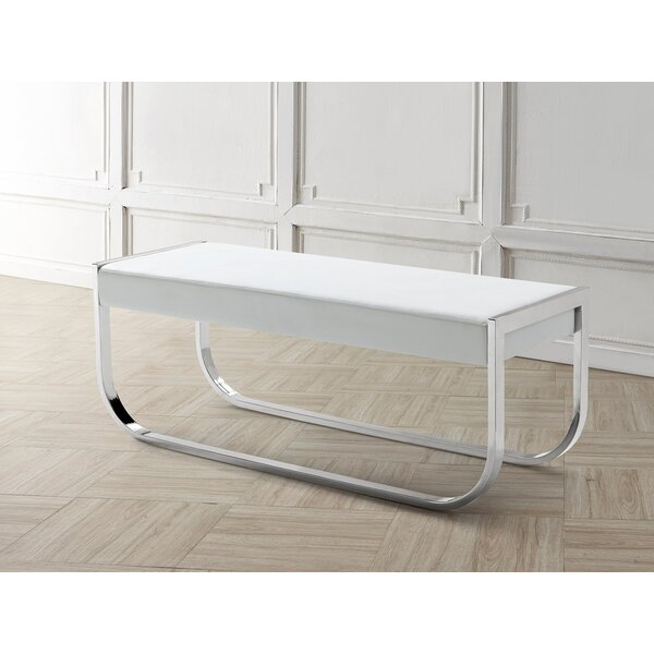 Bellagio Upholstered Bench by Casabianca Furniture