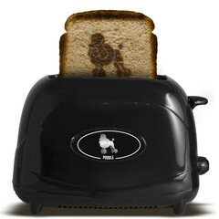 Poodle Pet Toaster by Pangea Brands