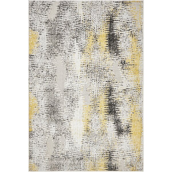 Christian Ivory Indoor / Outdoor Area Rug by Orren Ellis