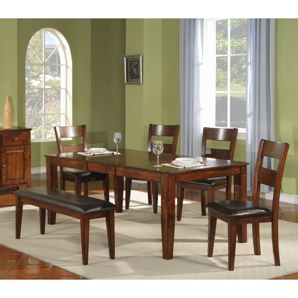 6 Piece Dining Set by Wildon Home ®