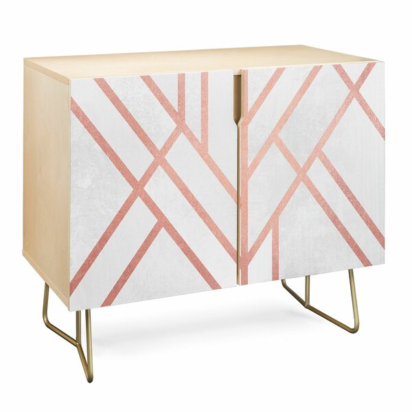 Elisabeth Fredriksson Art Deco Accent Cabinet by East Urban Home East Urban Home