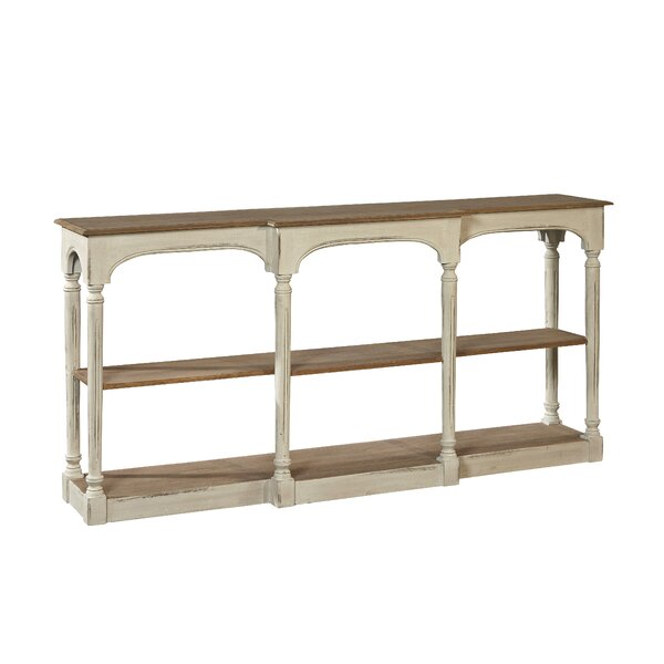 Evanston Console Table by Furniture Classics
