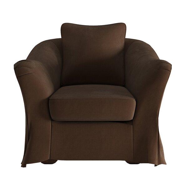 Temaraia 23.62-inch Barrel Chair by Charlton Home Charlton Home