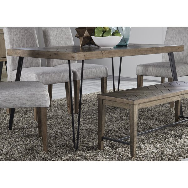 Cleasby 6 Piece Dining Set by Gracie Oaks