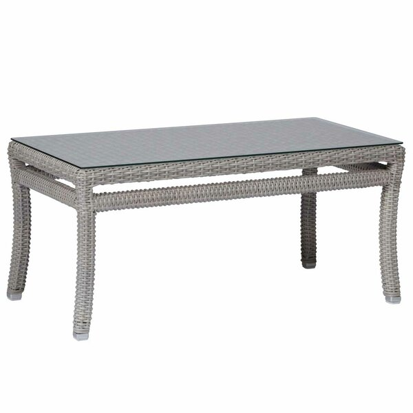 Club Coffee Table by Summer Classics