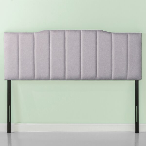 Cortese Upholstered Panel Headboard by Hashtag Home