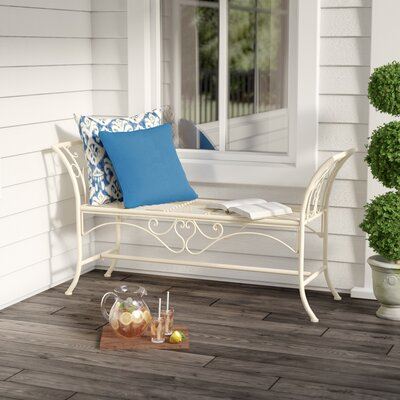 Cottage Amp Country Outdoor Benches You Ll Love In 2020