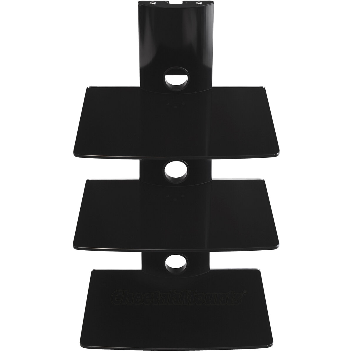 Cheetah Mounts Tv Component Wall Mount Shelving Bracket Wayfair