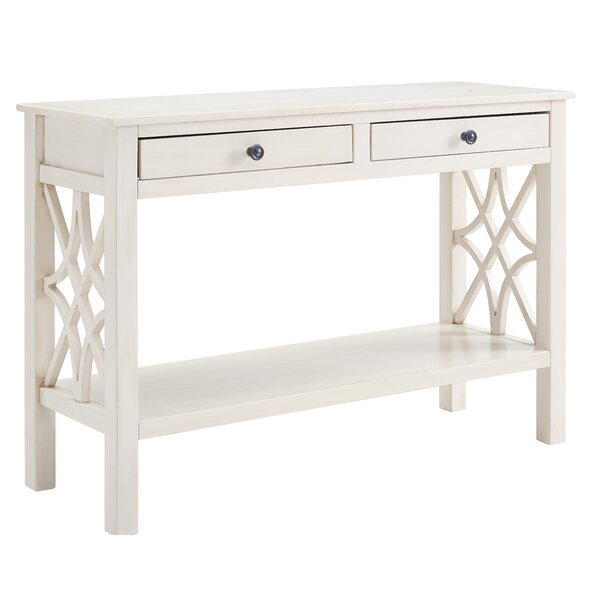 Vicente Console Table by Highland Dunes