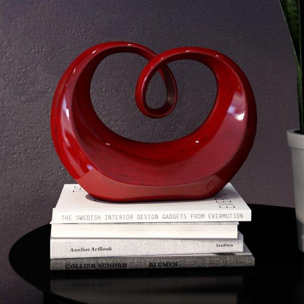 Andersen Round Sculpture by Orren Ellis