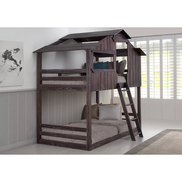 Schlosser Twin over Twin Bunk Bed by Zoomie Kids