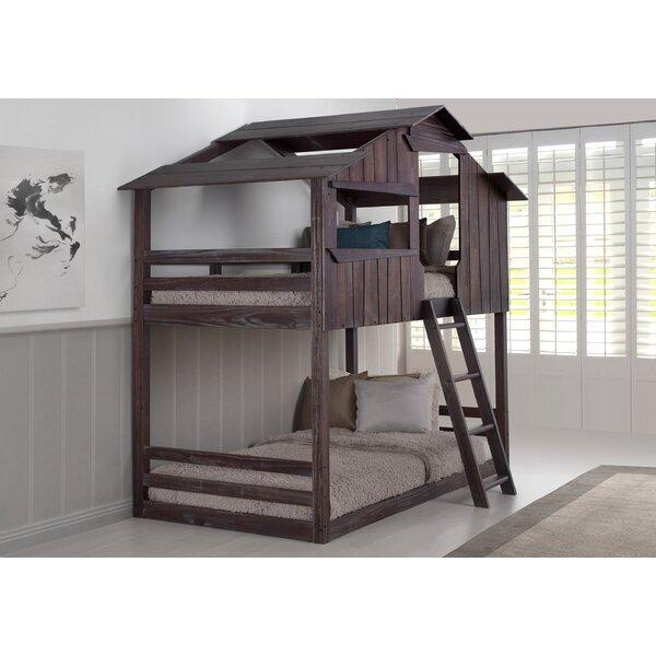 Schlosser Twin over Twin Bunk Bed by Zoomie Kids