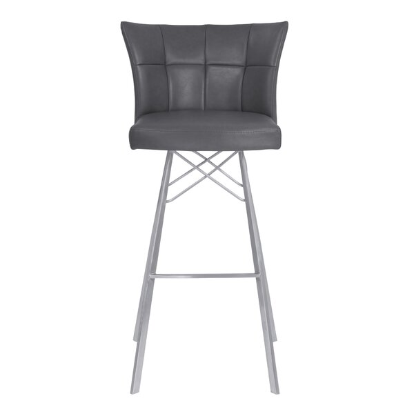 Pagosa Adjustable Height Swivel Bar Stool Set Of 2 By