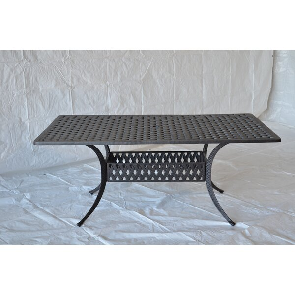 Nola Dining Table by Darby Home Co