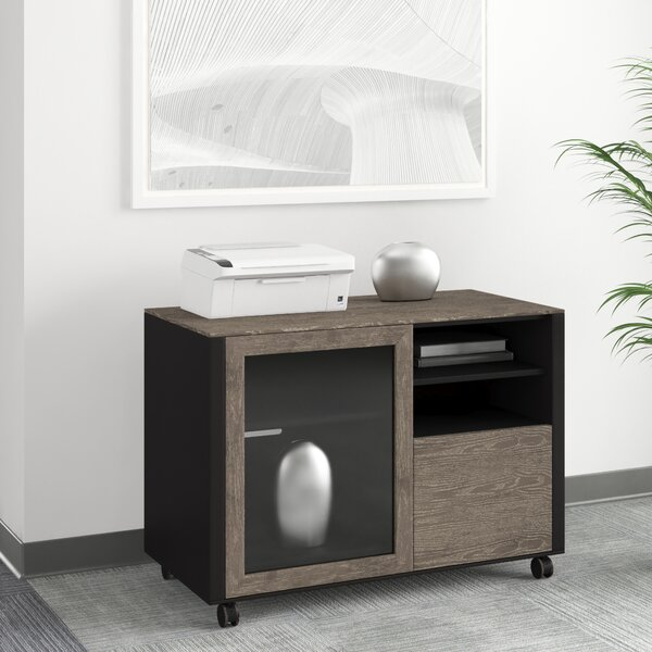 Francella 1-Drawer Lateral Filing Cabinet